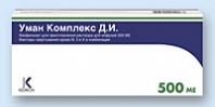 УМАН-КОМПЛЕКС Д.И.